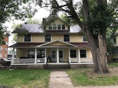 Des Moines Multi Family Home For Sale: 612 36th Street
