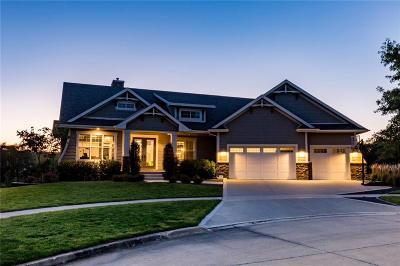 West Des Moines Single Family Home For Sale: 1381 S Sugar Creek Court