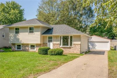 Urbandale Single Family Home For Sale: 4012 78th Street