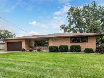 Urbandale Single Family Home For Sale: 7204 Bryn Mawr Drive
