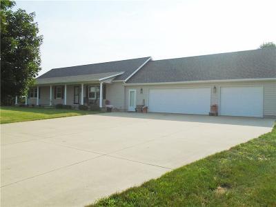 Boone Single Family Home For Sale: 1586 U Avenue