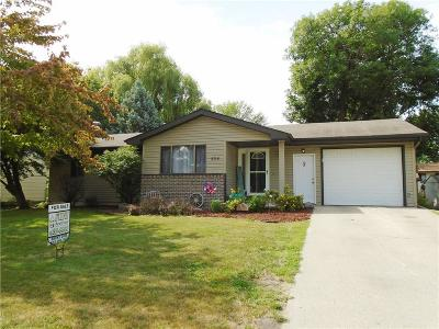 Boone Single Family Home For Sale: 824 College Street