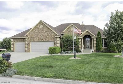 Des Moines IA Single Family Home For Sale: $445,000