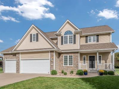 Johnston Single Family Home For Sale: 6717 Bramwell Court