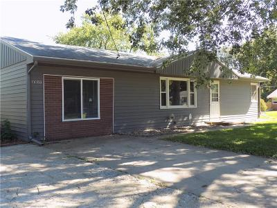 Des Moines IA Single Family Home For Sale: $133,000