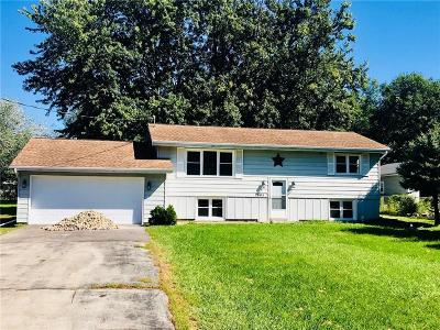 Des Moines IA Single Family Home For Sale: $209,000