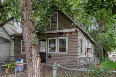Des Moines Single Family Home For Sale: 2442 E Walnut Street