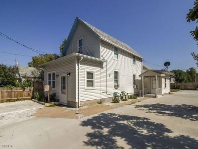 Des Moines Single Family Home For Sale: 1241 14th Street