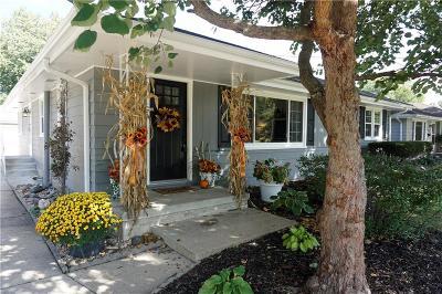 Des Moines Single Family Home For Sale: 3821 Aurora Avenue