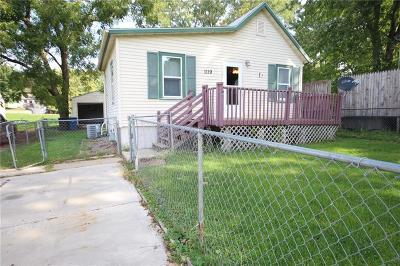Single Family Home Sold: 1119 Johnson Street