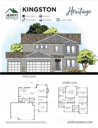Waukee Single Family Home For Sale: 2515 SE Florence Drive