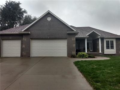Johnston Single Family Home For Sale: 9219 Westfield Circle