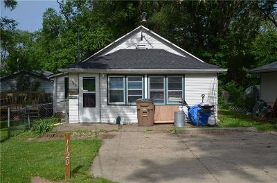 Windsor Heights Single Family Home For Sale: 1120 68th Street