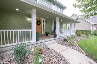 Johnston Single Family Home For Sale: 6714 Cheldon Court