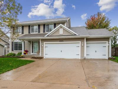 Single Family Home For Sale: 1885 SE Prairie Creek Drive