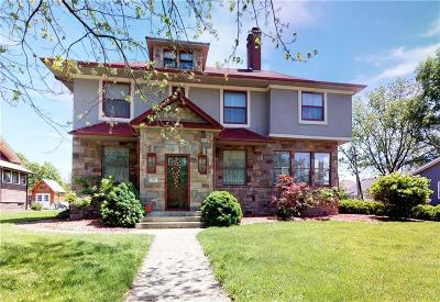 Single Family Home For Sale: 630 S 8th Street