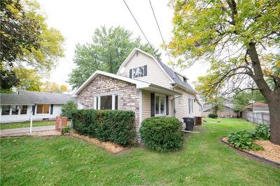 Des Moines Single Family Home For Sale: 4329 Ovid Avenue