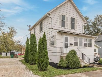 West Des Moines Single Family Home For Sale: 124 8th Street