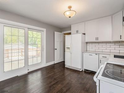 Grimes Single Family Home For Sale: 219 NW 3rd Street