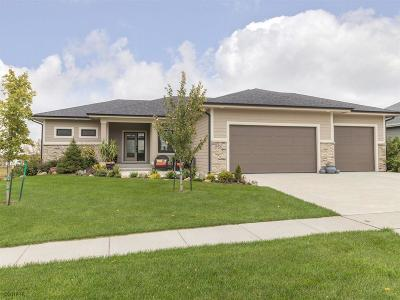 Johnston Single Family Home For Sale: 9957 Marnewood Drive