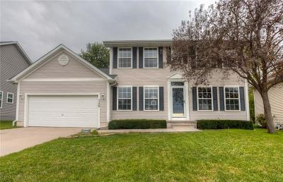 Grimes Single Family Home For Sale: 348 SE Cedarwood Drive
