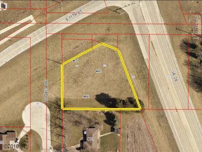 Des Moines Residential Lots & Land For Sale: 4891 SW 63rd Street