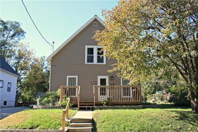 Des Moines Single Family Home For Sale: 3814 14th Street