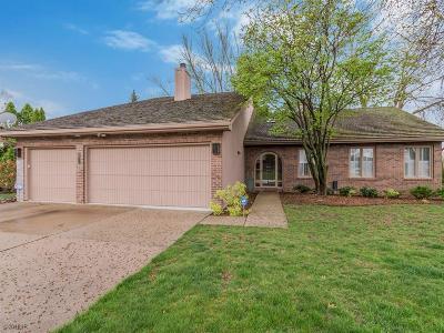 West Des Moines Single Family Home For Sale: 3512 Aspen Drive