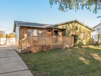 Ankeny Single Family Home For Sale: 318 NE Grant Street