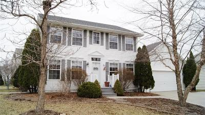 Ames Single Family Home For Sale: 2221 Stone Brooke Road