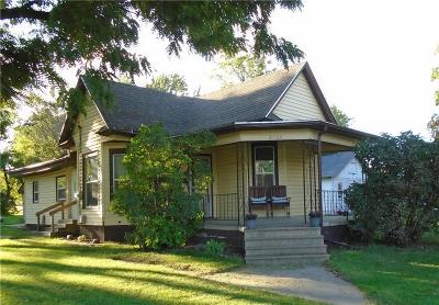 Single Family Home For Sale: 2103 Boone Street