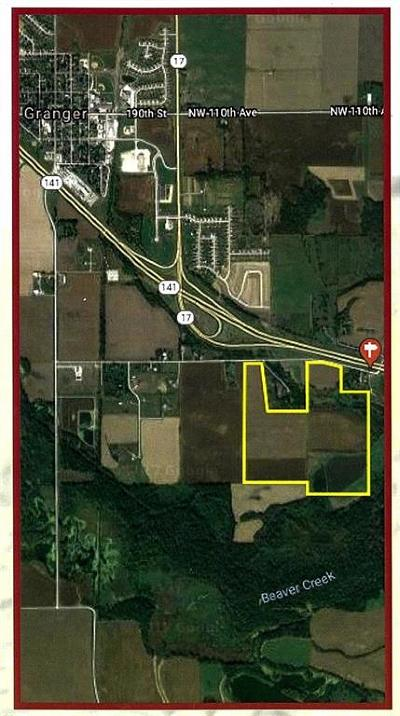 Granger Residential Lots & Land For Sale: NW 102nd Ave. & NW Granger Drive