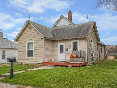 Indianola Single Family Home For Sale: 511 E 1st Avenue