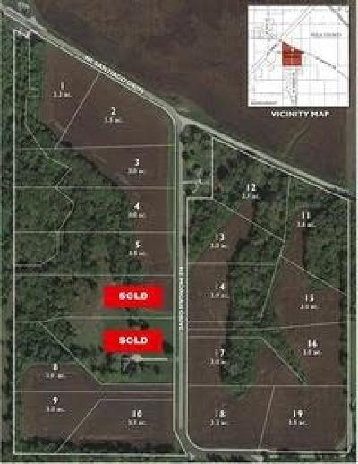 Bondurant Residential Lots & Land For Sale: Lot 18 NE Morgan Drive