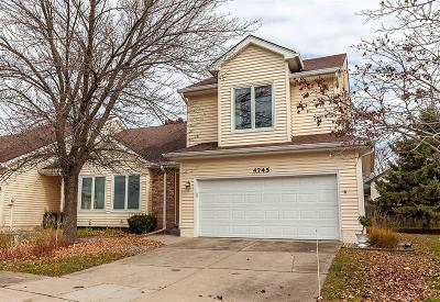 Urbandale Condo/Townhouse For Sale: 4745 85th Street