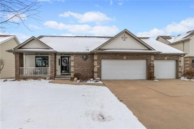 Des Moines Single Family Home For Sale: 3112 Brook View Drive