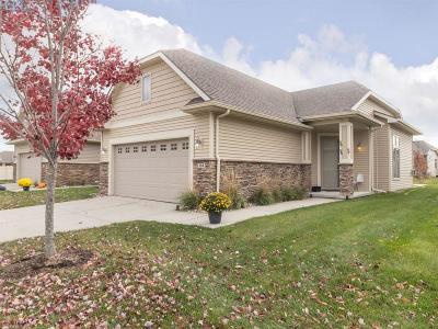 West Des Moines Condo/Townhouse For Sale: 645 65th Place #168