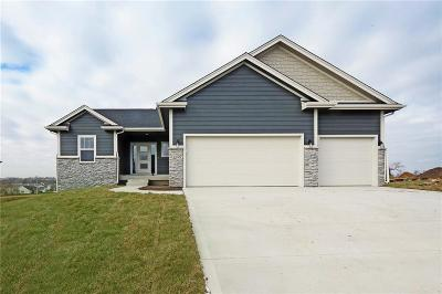 Norwalk Single Family Home For Sale: 1207 Warrior Run Drive
