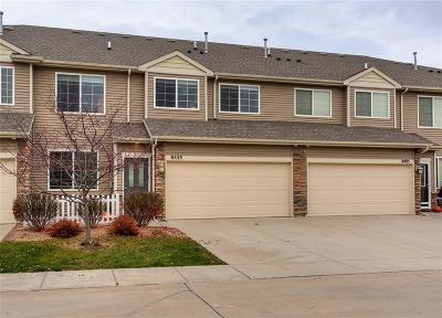 West Des Moines Condo/Townhouse For Sale: 8553 Rock Drive