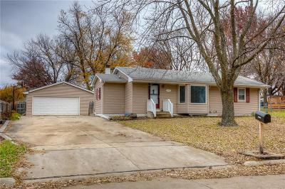 Indianola Single Family Home For Sale: 1802 W 5th Avenue