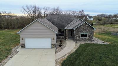Boone County Single Family Home For Sale: 2184 206th Place