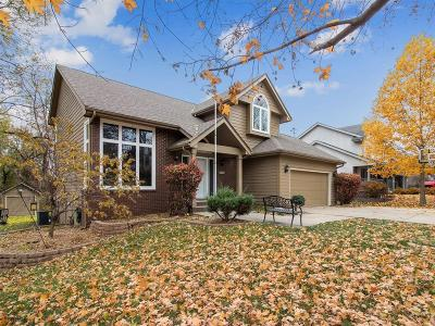Des Moines Single Family Home For Sale: 4713 Crestmoor Drive