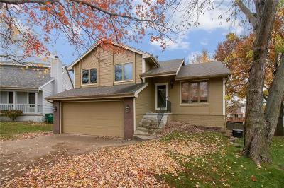 West Des Moines Single Family Home For Sale: 5308 Pommel Place
