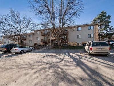 Clive Condo/Townhouse For Sale: 9527 University Avenue #24