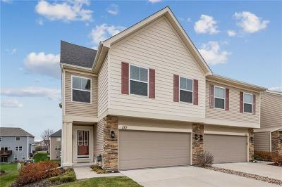 West Des Moines Condo/Townhouse For Sale: 177 79th Street
