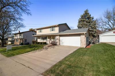 Clive Single Family Home For Sale: 8905 Franklin Avenue