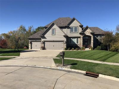Johnston Single Family Home For Sale: 6108 Trace Court