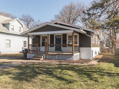 Des Moines Single Family Home For Sale: 717 38th Street