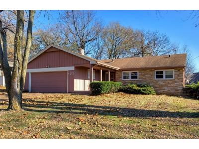 West Des Moines Single Family Home For Sale: 925 28th Street