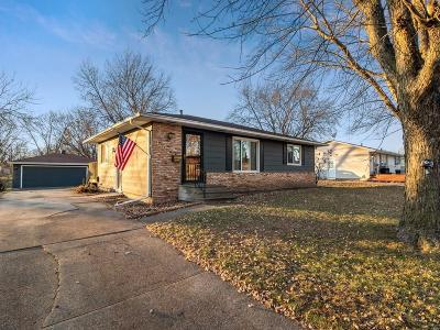 Altoona Single Family Home For Sale: 1404 6th Avenue SE